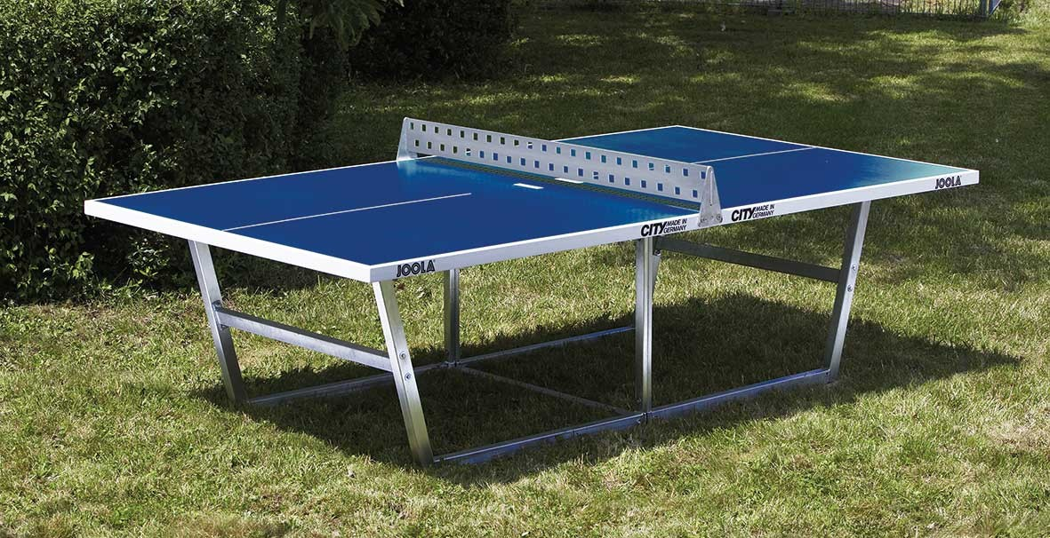 Joola city outdoor table tennis table - Weatherproof table tennis table ...