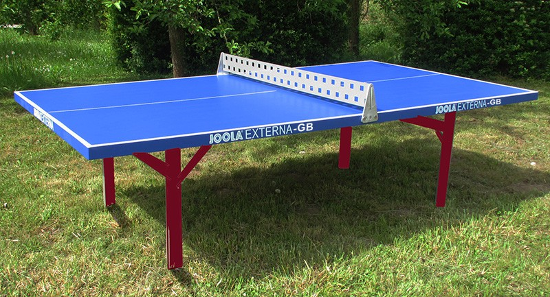 Joola externa gb outdoor table tennis table bribar table tennis - Weatherproof table tennis table ...