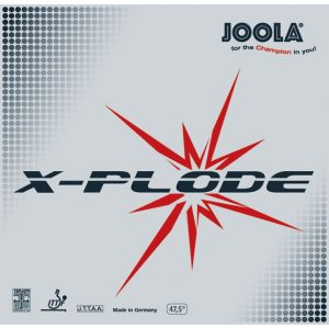JOOLA X-plode Table Tennis Rubber