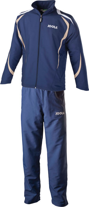 Joola Sky Navy Gold Table Tennis Tracksuit