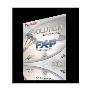 TIBHAR Evolution FX-P (Flex Power) Table Tennis Rubber