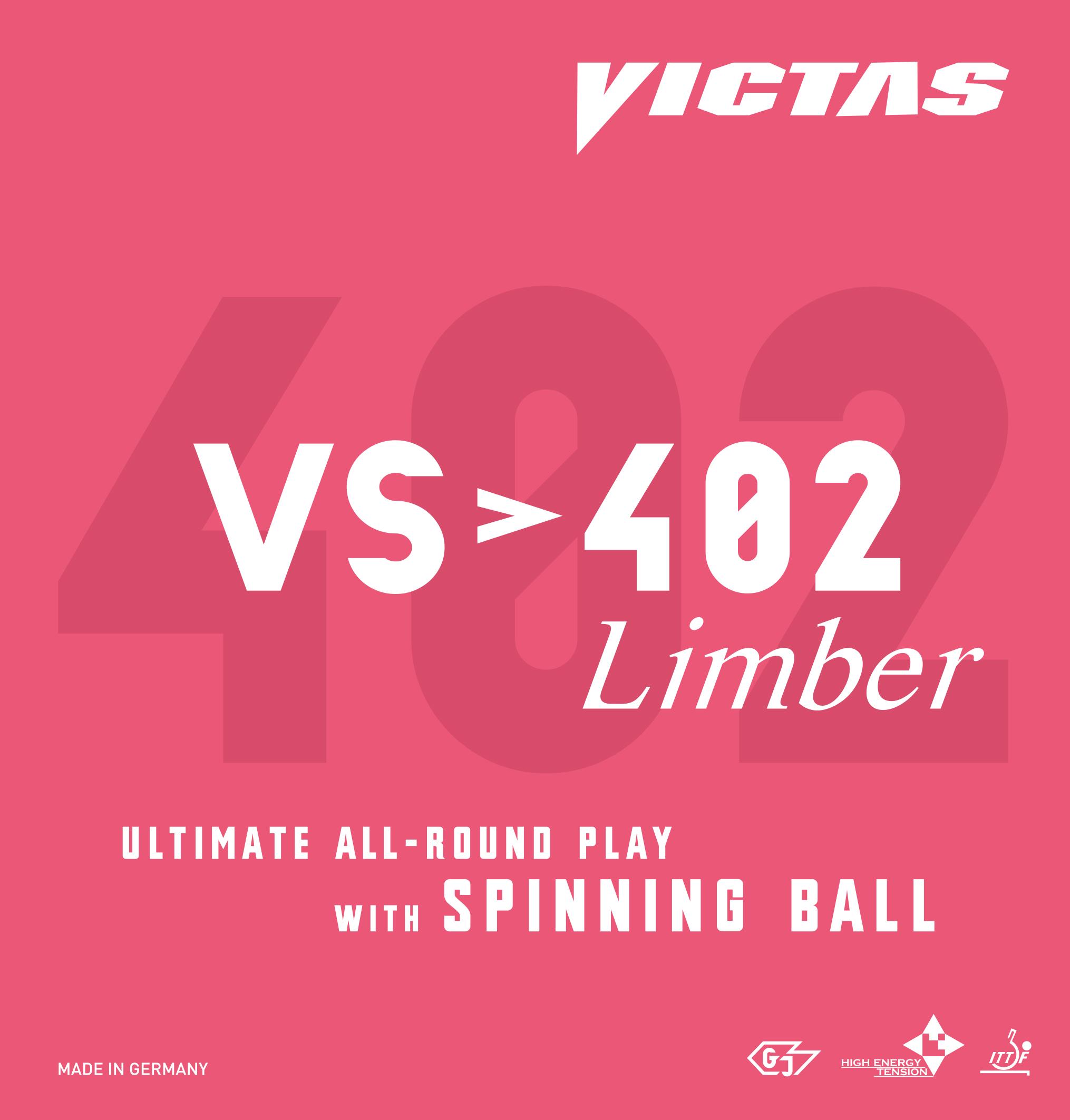 Victas Vs Gt 402 Limber Table Tennis Rubber Bribar Table Tennis