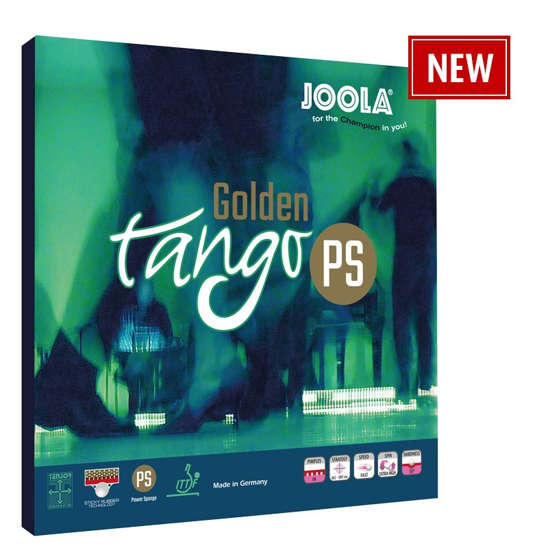 Joola Golden Tango Ps Table Tennis Rubber