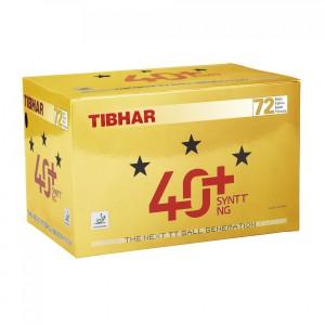 TIBHAR SynTT 40+ 3* NG Table Tennis Ball - Master