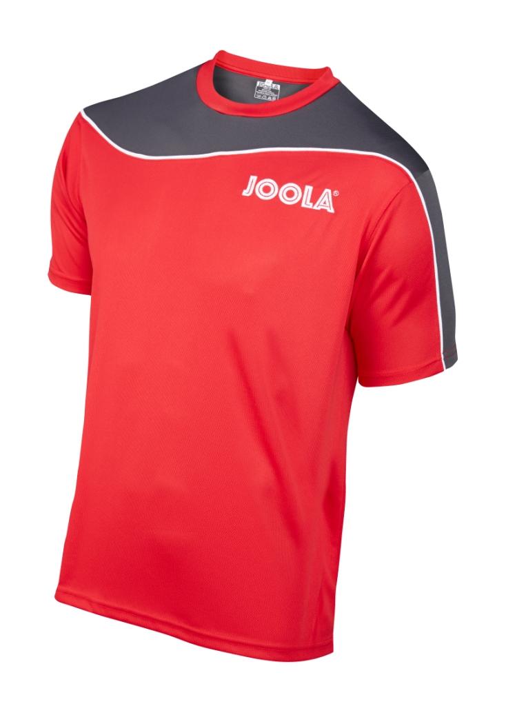 Joola Senta Red Table Tennis T Shirt