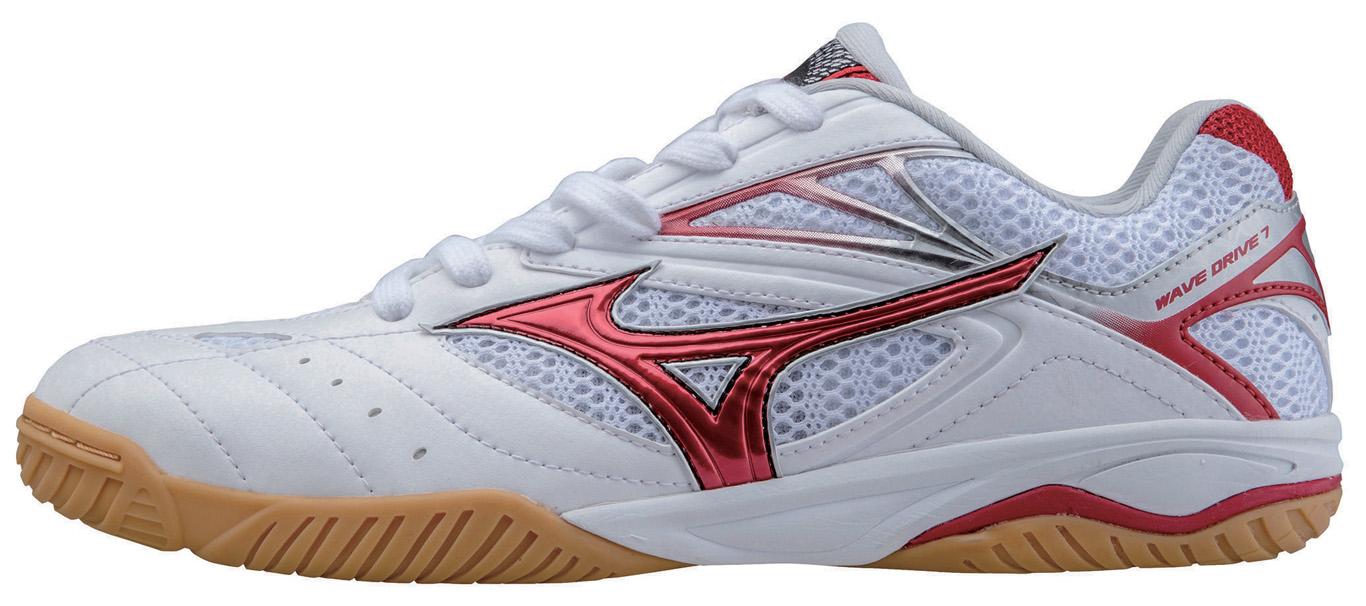 Marvelous Mizuno Wave Drive 7 Red Table Tennis Shoes Interior Design Ideas Oteneahmetsinanyavuzinfo
