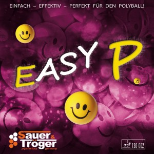 SAUER&TROGER Easy P Table Tennis Rubber