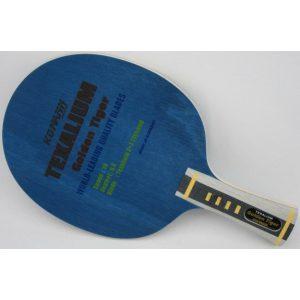 KOMANN Texalium Golden Tiger Table Tennis Blade