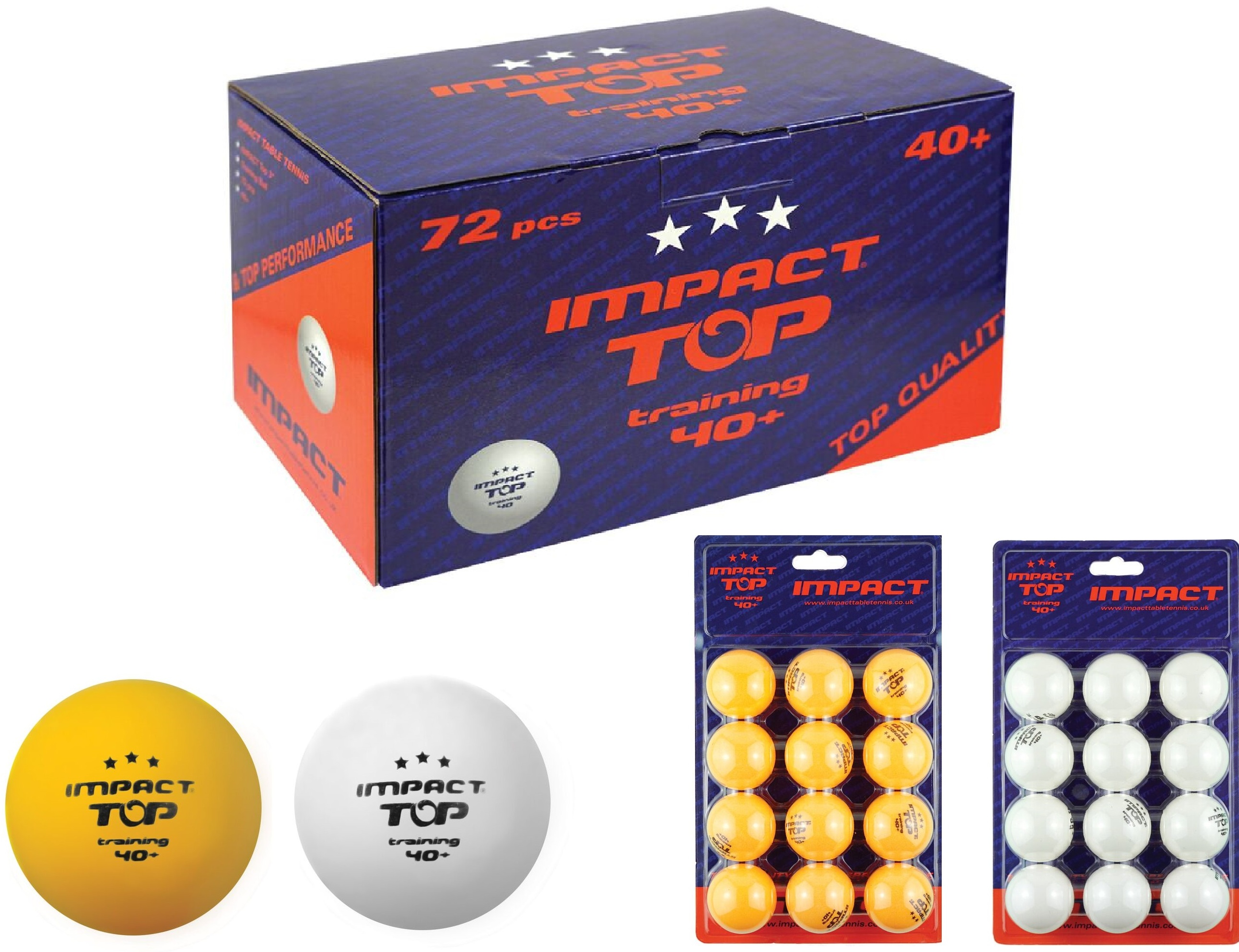 Brilliant Impact Top Training Table Tennis Balls Home Interior And Landscaping Mentranervesignezvosmurscom