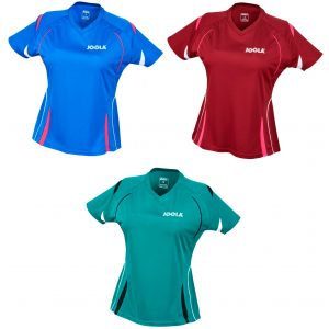 JOOLA Milan Ladies Table Tennis Shirt