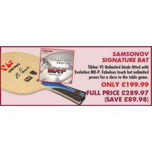 Samsonov Signature
