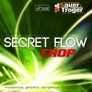 SAUER&TROGER Secret Flow Chop Table Tennis Rubber