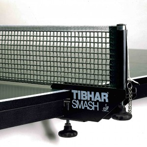 TIBHAR Smash Net and Post Table Tennis Set