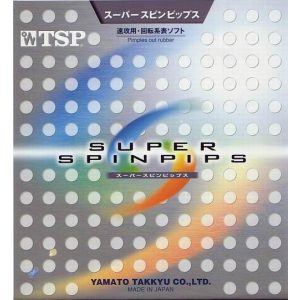 TSP Super Spinpips Table Tennis Rubber