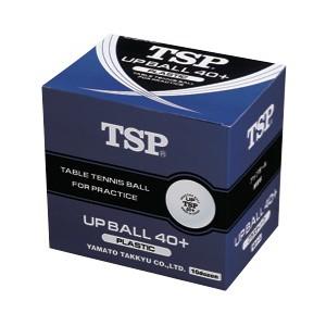 TSP Upball 40+ Training Table Tennis Ball