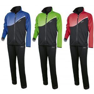 TIBHAR Curve Table Tennis Tracksuit
