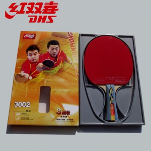 dhs allround table tennis bat 3002