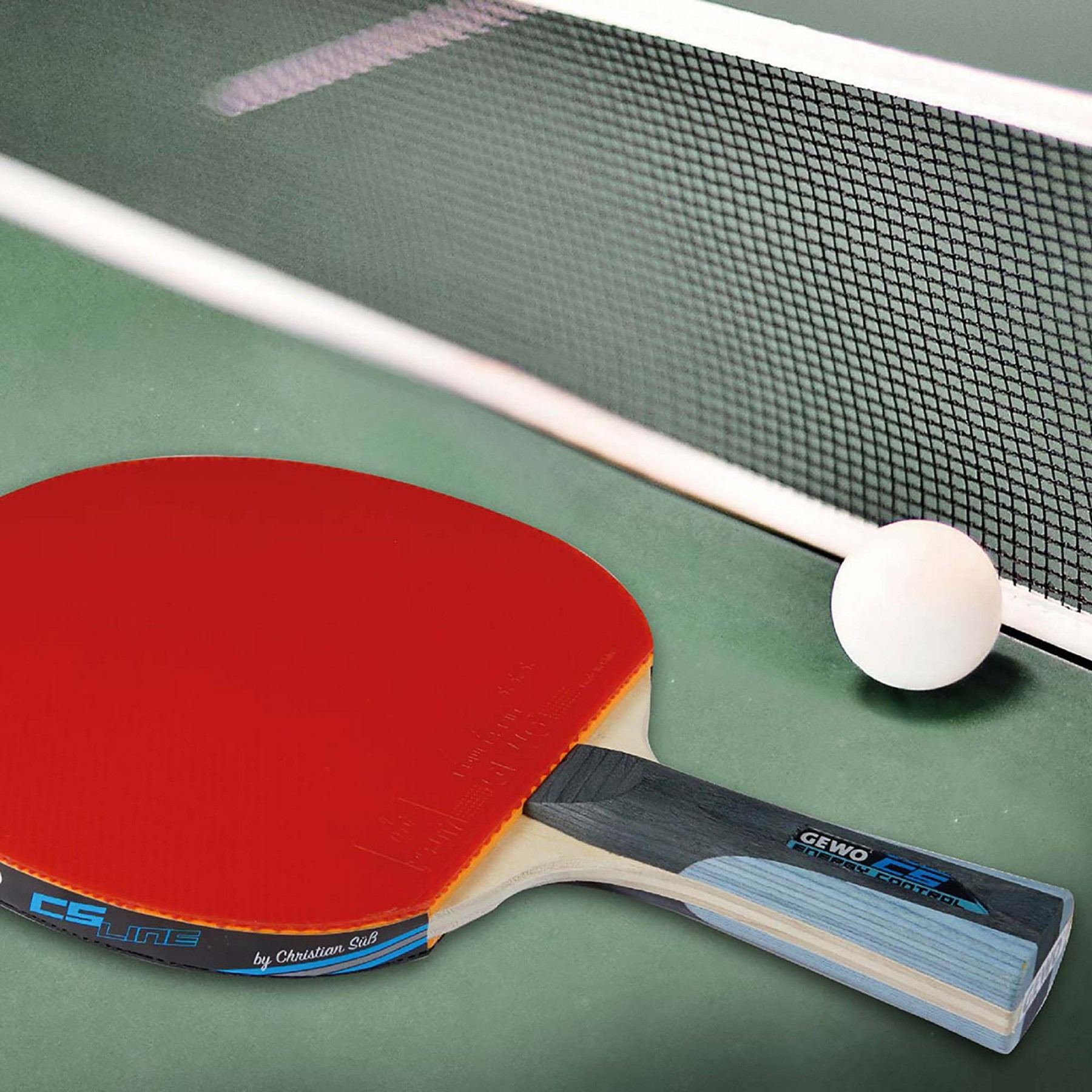 Gewo Energy Control Table Tennis Bat