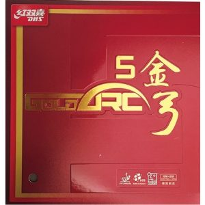 DHS Gold Arc 5 Table Tennis Rubber