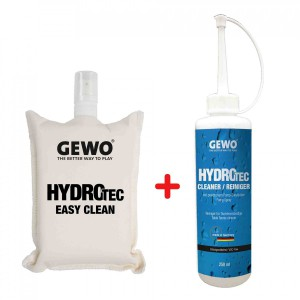 GEWO Hydrotec Table Tennis Cleaning Pack