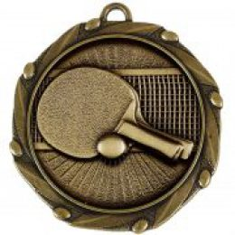4. Table tennis medal <br>RRP £3.50 <b>SALE PRICE £2.80</b>