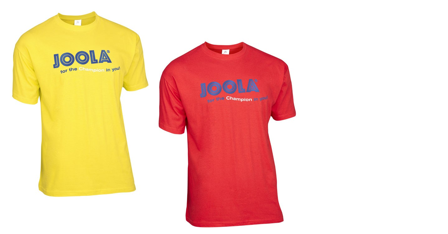 Joola Promo T Shirt Bribar Table Tennis