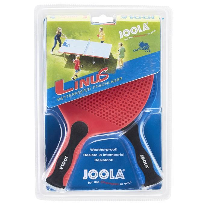 JOOLA LINUS OUTDOOR TABLE TENNIS BAT SET - Bribar Table Tennis