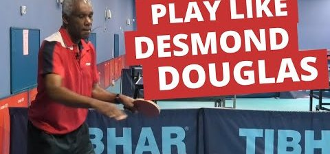 How to play like Desmond Douglas